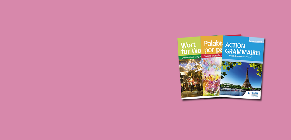 Languages Workbooks and Resources - KS3 to A-Level