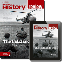 Modern History Review Magazine
