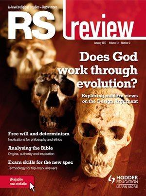 Educational Magazines - Religious Studies Review