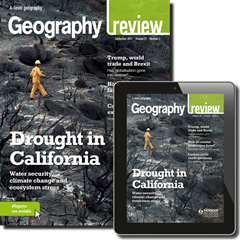 Geography Review Magazine