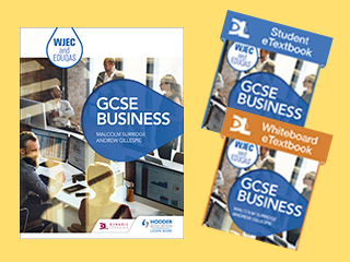WJEC and Eduqas GCSE Business