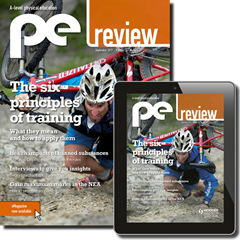 PE Review Magazine