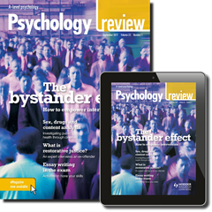 Psychology Review Magazine