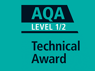AQA Level 1/2 Technical Awards