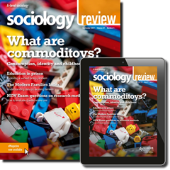 Sociology Review Magazine