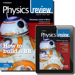 Physics Review Magazine