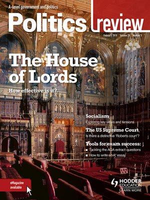 Politics Review Extras Magazine Archives