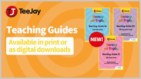 TJ Literacy teaching guides
