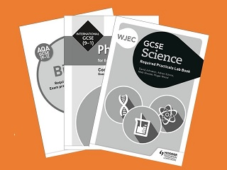 GCSE Science Lab Books