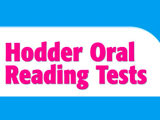 Hodder Oral Reading Tests
