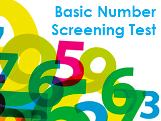 Basic Number Screening Test