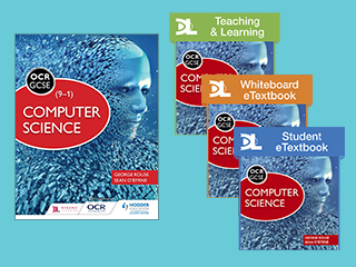 OCR GCSE Computer Science Workbooks and Resources