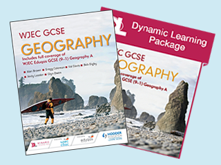 WJEC and WJEC Eduqas A GCSE Geography