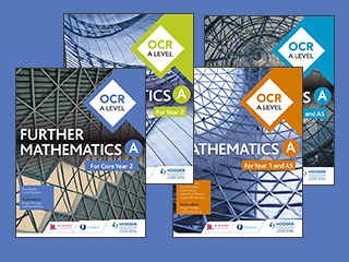 A-Level Further Maths Workbooks and Resources for OCR