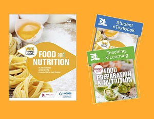 WJEC Food and Nutrition