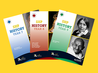 SHP History for Key Stage 3