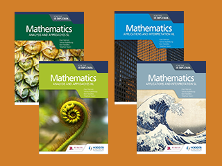 Mathematics for the IB Diploma