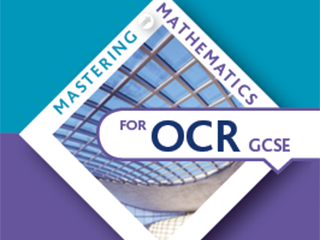 GCSE Mastering Mathematics for OCR