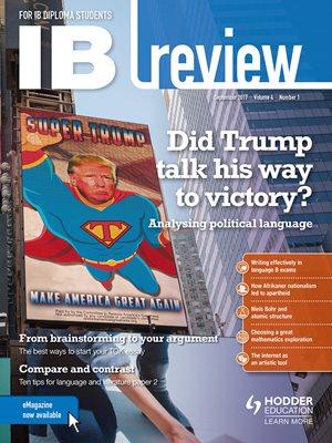 Hodder Education Philip Allan Magazines Ib Review Extras