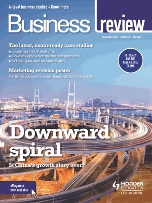 Hodder Education  Philip Allan Magazines  Business Review Extras