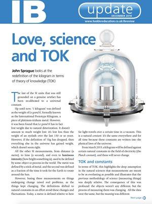 Educational Magazines - IB Review Extras