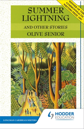 short story collection summer lightning olive senior child