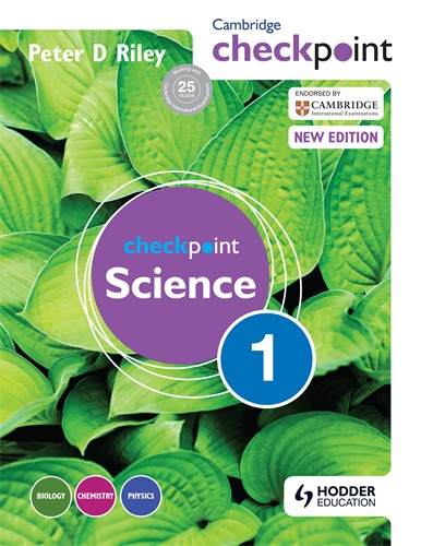 Cambridge igcse ict 2nd edition hodder education cambridge checkpoint science students book 1 fandeluxe Images