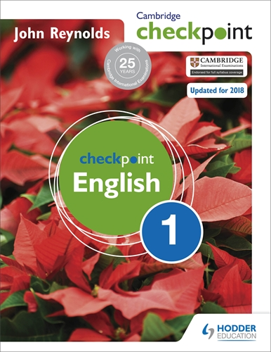Cambridge Checkpoint English Student's Book 1