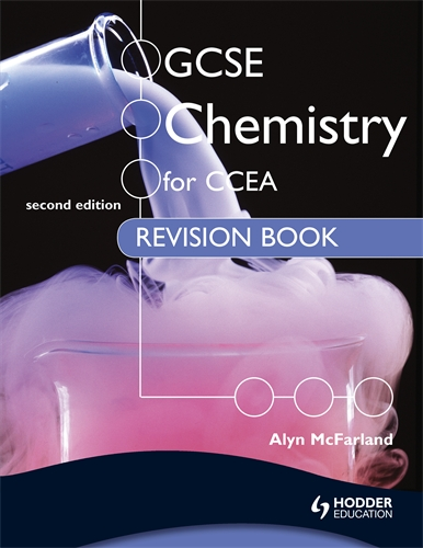 Gcse chemistry for ccea revision book 2nd edition hodder education gcse chemistry for ccea revision book 2nd edition urtaz Image collections