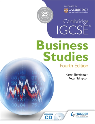 Cambridge IGCSE Geography Revision Guide Students Book Cambridge International IGCSE