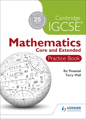 Cambridge igcse combined and co ordinated sciences hodder education cambridge igcse mathematics core and extended practice book fandeluxe Gallery