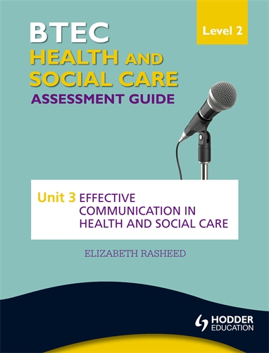 examples of effective communication in health and social care