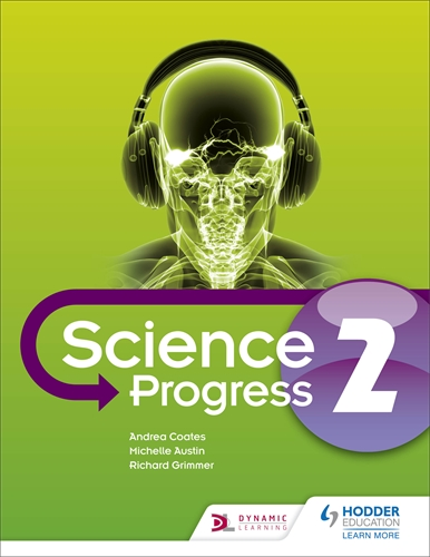 Hodder Education Key Stage 3 Science Progress Workbooks And Textbooks
