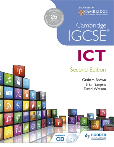 Cambridge igcse ict 2nd edition hodder education cambridge igcse ict 2nd edition fandeluxe Images