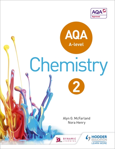 Hodder Education A Level Science Workbooks And Resources For Aqa
