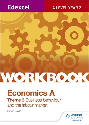 Edexcel A-Level Economics Workbooks and Resources