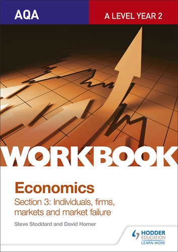 AQA A-Level Economics Workbooks and Resources
