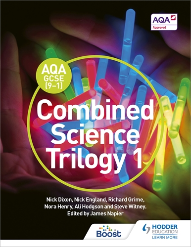 AQA GCSE Science Workbooks and Resources