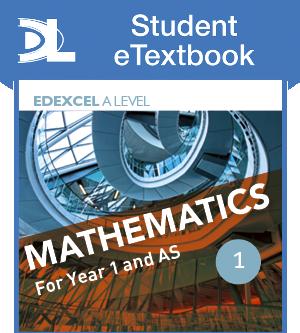 Edexcel A Level Mathematics Year 1 (AS): Hodder Education