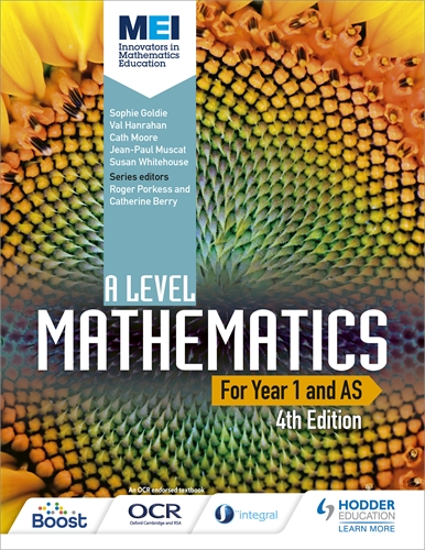 OCR (MEI) A-Level Maths Revision and Workbooks