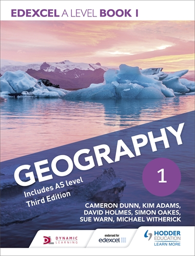 Geography Workbooks and Resources from KS3 to A-Level