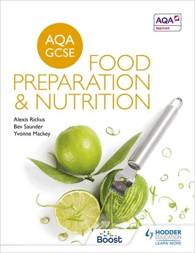 Aqa gcse food preparation and nutrition hodder education aqa gcse food preparation and nutrition forumfinder Gallery