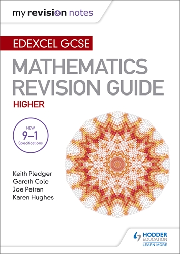 Hodder education gcse mastering mathematics for edexcel edexcel gcse maths higher mastering mathematics revision guide fandeluxe Images