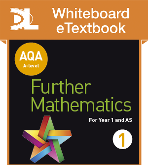 A-Level Further Maths Workbooks and Resources for AQA