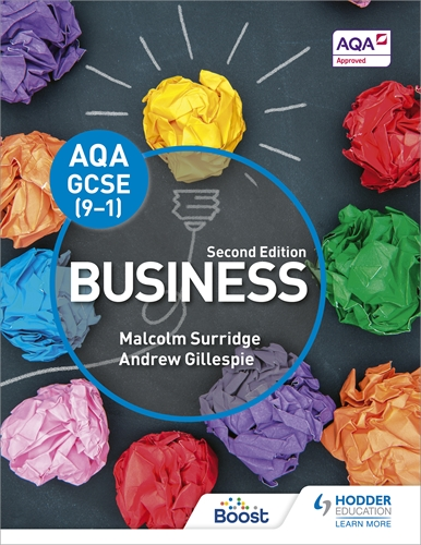Hodder education business and accounting aqa gcse 9 1 business second edition fandeluxe Gallery