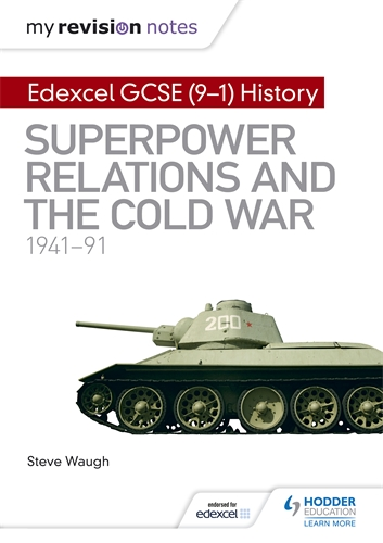 GCSE History Workbooks and Resources for Edexcel