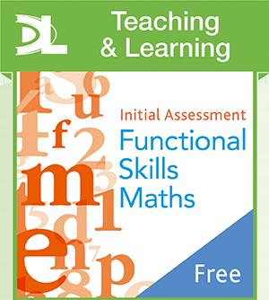 Hodder Functional Skills Solution: Maths Initial Assessment Teaching