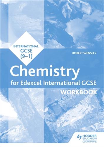 IGCSE Chemistry Student Textbooks