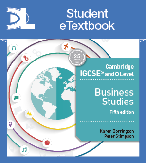 cambridge igcse and o level business studies 5th edition hodder