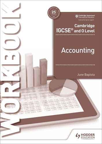 Cambridge International IGCSE Accounting Workbooks